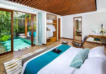 S18 Bali Villas Bali - Two Bedroom Pool Villa Regular Plan
