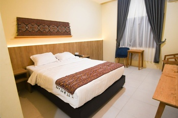 Hotel Pasola Pulau Sumba - Deluxe Double Room Regular Plan