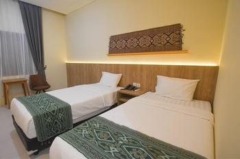 Hotel Pasola Pulau Sumba - Deluxe Twin Room Regular Plan