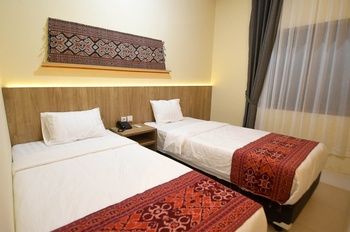 Hotel Pasola Pulau Sumba - Standard Twin Room Regular Plan