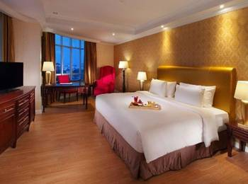 Adimulia Hotel Medan - Junior Suite Regular Plan