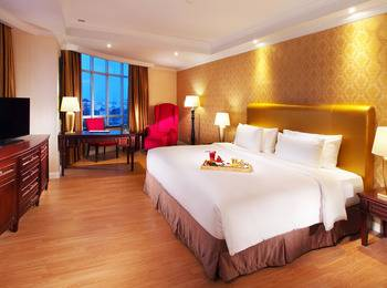 Adimulia Hotel Medan - Executive Deluxe Regular Plan