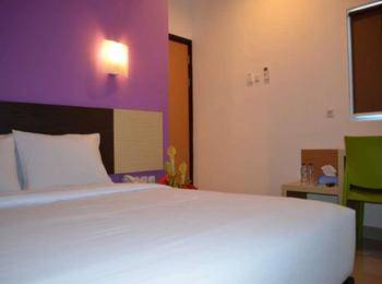 Wisma City Inn Makassar - Deluxe Room Regular Plan