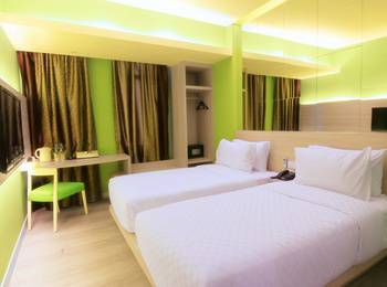 Royal City Hotel Jakarta - Deluxe Room with Breakfast LAST MINUTE DEAL