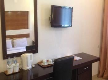 Hotel Swarna Dwipa Palembang - Superior Twin Bed Room Regular Plan