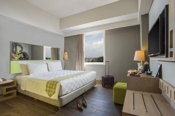 Pesonna Hotel Pekalongan - Superior Double Bed 1 Breakfast Regular Plan