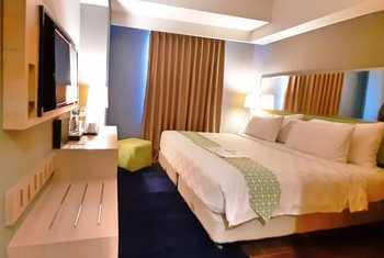 Pesonna Hotel Pekalongan - Deluxe Double Bed 1 Breakfast Regular Plan