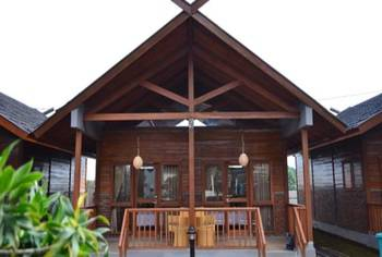 Ciwidey Valley Resort Hot Spring Waterpark Bandung - Standard Cottage Regular Plan