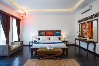 Ubud Raya Hotel Bali - Deluxe Pool View Room Only Last Minute Promo
