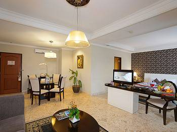 Royal Orchids Garden Hotel Malang - Executive Suite HOT DEAL
