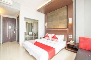 Capital O 991 D'batoe Boutique Hotel Bandung - Standard Double Room Regular Plan
