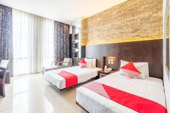 Capital O 991 D'batoe Boutique Hotel Bandung - Standard Twin Room Regular Plan