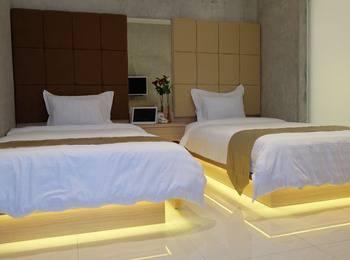 The Batik Bed & Coffee Bandung - Urban Room Regular Plan