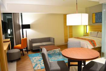 Sahid Bangka Hotel Pangkalpinang - JUNIOR SUITE ROOM Regular Plan