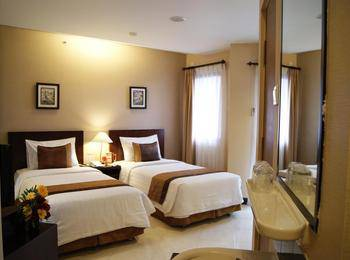 The Majesty Hotel Bandung - Deluxe Twin Room Only Last Minute Deals