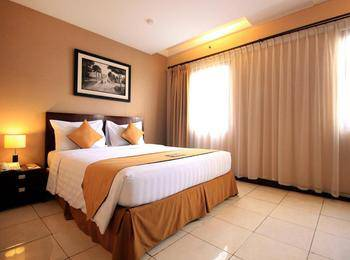 The Majesty Hotel Bandung - Deluxe Room With Breakfast Promo Harga Irit