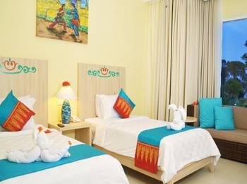 Sahid Bintan Beach Resort Bintan - Deluxe with Sea View Great January