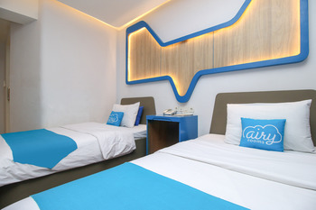 Airy Sirimau Cendrawasih 32 Ambon Ambon - Superior Twin Room Only Special Promo 33