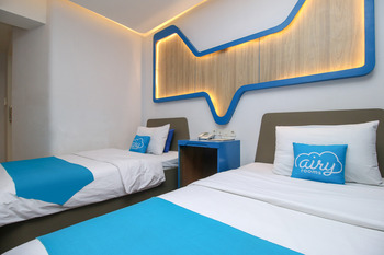 Airy Sirimau Cendrawasih 32 Ambon Ambon - Deluxe Twin Room with Breakfast Special Promo 33
