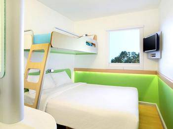Ibis Budget Bandung Asia Afrika Bandung - Standard Bunk Bed Room Only Regular Plan