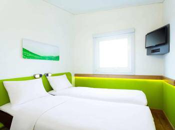 Ibis Budget Bandung Asia Afrika Bandung - Standard Twin Room Only Regular Plan