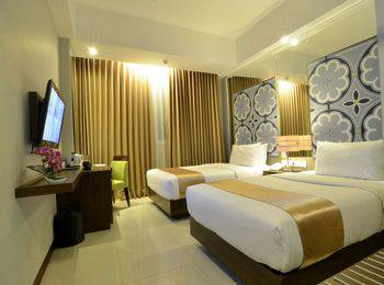 Hotel Horison Pekalongan - Executive Twin Room Only Promo Gajian