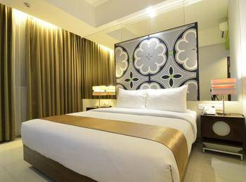 Hotel Horison Pekalongan - Deluxe Large Bed Smoking Room Only Basic Deal