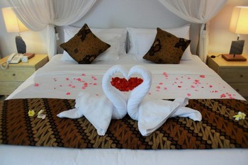 Nayla Boutique Villas Jimbaran Bali - 1 Bedroom Villa WIth Private Pool Room Only Last Minute 25%