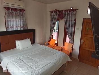 Sunset Beach Pesisir Barat - Standar DoubleBed Room only Regular Plan