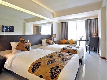 Solaris Hotel Bali - Deluxe Room Regular Plan