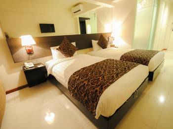 Solaris Hotel Bali - Deluxe Room Only Special Offer