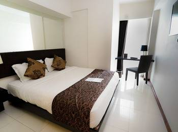 Solaris Hotel Bali - Deluxe King Room Only Regular Plan