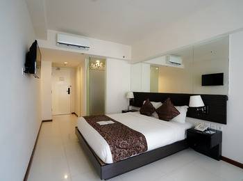 Solaris Hotel Bali - Deluxe King Room Regular Plan
