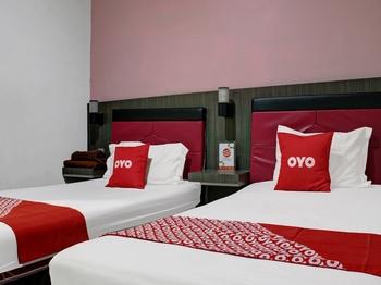 OYO 3848 Kavana Syariah Homestay Banjarmasin - Standard Twin Room Promotion