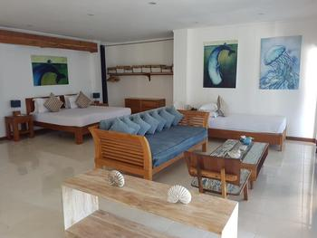 Hotel Sunset Hill Manggarai Barat - Studio Apartment for 3 people Regular Plan