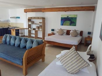 Hotel Sunset Hill Manggarai Barat - Studio Apartment for 4 people Regular Plan