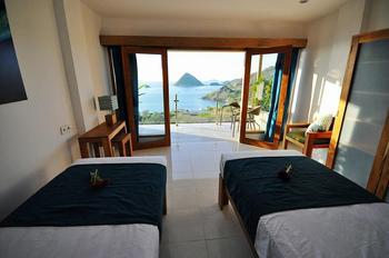 Hotel Sunset Hill Manggarai Barat - Standard Double or Twin Room Regular Plan
