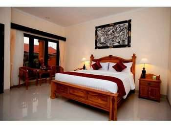 Swastika Bungalows Bali - Deluxe Double/Twin Regular Plan