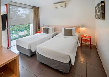 Malaka Hotel Bandung - Superior Room Only Regular Plan