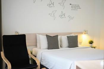 Malaka Hotel Bandung - Deluxe Room Breakfast Kurma Deal