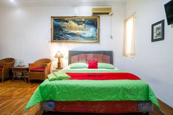 RedDoorz near Kartini Mall Lampung Bandar Lampung - RedDoorz Room with Breakfast Last Minute