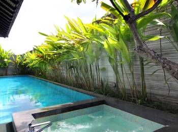 Javana Royal Villas Bali - One Bedroom Pool Villa - With Breakfast Regular Plan
