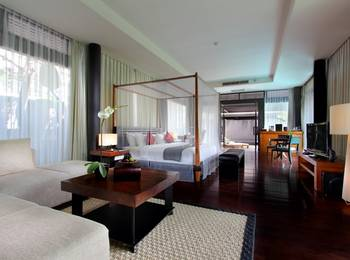 Javana Royal Villas Bali - Pool Villa One Bedroom Room Only Best Promo 53%