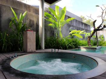 Javana Royal Villas Bali - Pool Villa One Bedroom - With Breakfast Special Offers 40% Discount Non Refundable
