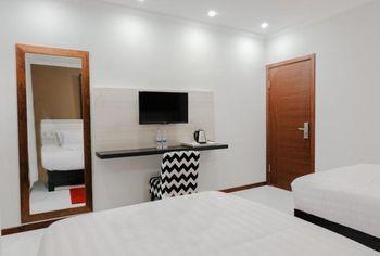 Omah Londo Hotel & Luxury Resort Malang - Deluxe Twin Room Only Regular Plan
