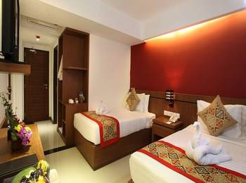 Grand La Villais Hotel & Spa Seminyak - Superior Room Only Basic Deal 25% OFF