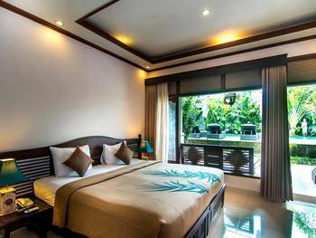 De Munut Balinese Resort & Spa Bali - Super Deluxe Room Regular Plan