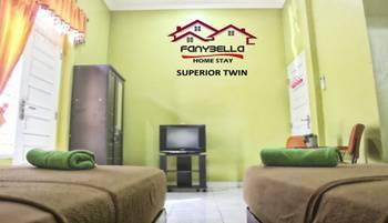 Fanybella Homestay Pekanbaru - Standard Twin Room Only Min. Stay 3 nights SAVE 7%