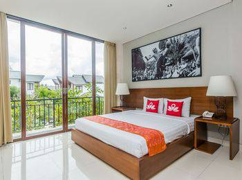 ZenRooms Ubud Sri Wedari Bali - Double Room Only Regular Plan