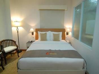 Grand Kasira Hotel Kemang - Superior Double Room Only Regular Plan